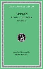 Cover: Roman History, Volume II in HARDCOVER