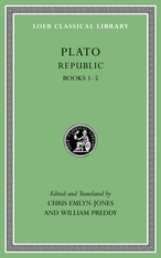 Cover: Republic, Volume I: Books 1-5