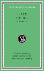 Cover: Republic, Volume II: Books 6-10