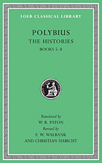Cover: The Histories, Volume III: Books 5-8