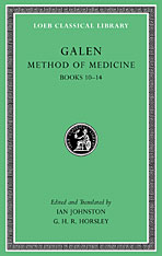 Cover: Method of Medicine, Volume III: Books 10-14