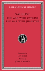 Cover: The War with Catiline. The War with Jugurtha in HARDCOVER