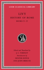Cover: History of Rome, Volume V: Books 21–22