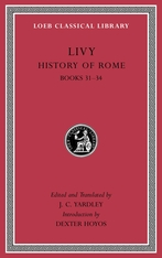 Cover: History of Rome, Volume IX: Books 31–34