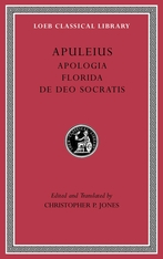 Cover: Apologia. Florida. De Deo Socratis in HARDCOVER