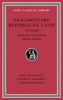 Cover: Fragmentary Republican Latin, Volume II: Ennius, Dramatic Fragments. Minor Works