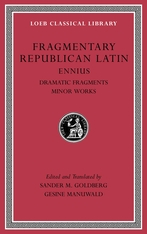 Cover: Fragmentary Republican Latin, Volume II in HARDCOVER