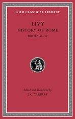 Cover: History of Rome, Volume X: Books 35-37