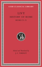 Cover: History of Rome, Volume VI: Books 23–25