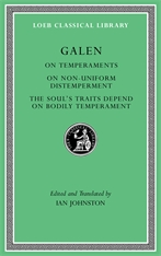 Cover: On Temperaments. On Non-Uniform Distemperment. The Soul's Traits Depend on Bodily Temperament