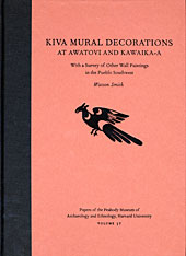 Cover: Kiva Mural Decorations at Awatovi and Kawaika-a: With a Survey of Other Wall Paintings in the Pueblo Southwest