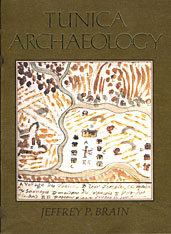 Cover: Tunica Archaeology in PAPERBACK