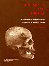 Cover: Skull Shapes and the Map: Craniometric Analyses in the Dispersion of Modern Homo
