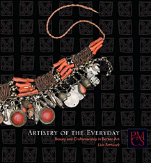 Cover: Artistry of the Everyday: Beauty and Craftsmanship in Berber Art