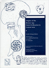 Cover: Origins of the Bronze Age Oasis Civilization in Central Asia