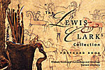 Cover: The Lewis & Clark Collection Postcard Book