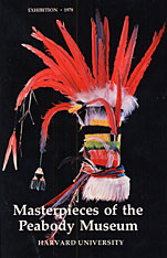 Cover: Masterpieces of the Peabody Museum, Harvard University