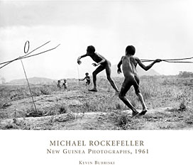 Cover: Michael Rockefeller: New Guinea Photographs, 1961