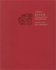Cover: Corpus of Maya Hieroglyphic Inscriptions, Volume 4: Part 2: Uxmal in PAPERBACK
