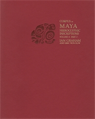 Cover: Corpus of Maya Hieroglyphic Inscriptions, Volume 4: Part 3: Uxmal, Xcalumkin