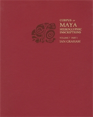 Cover: Corpus of Maya Hieroglyphic Inscriptions, Volume 7: Part 1: Seibal in PAPERBACK