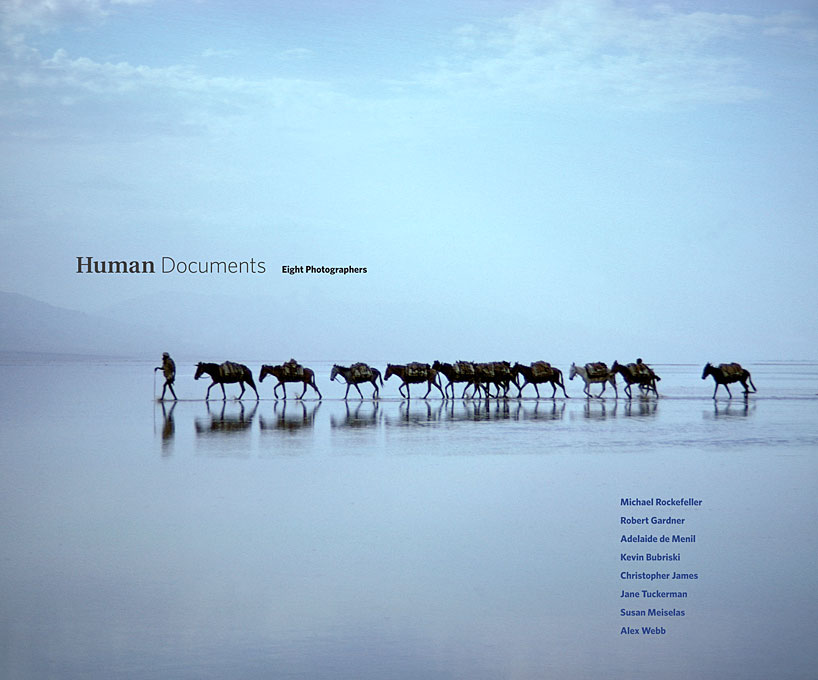 Cover: Human Documents: Eight Photographers, from Harvard University Press