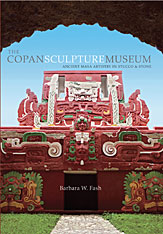 Cover: The Copan Sculpture Museum in PAPERBACK