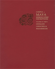 Cover: Corpus of Maya Hieroglyphic Inscriptions, Volume 10: Part 1: Cotzumalhuapa