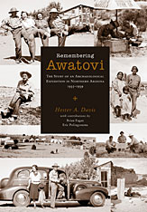 Cover: Remembering Awatovi in PAPERBACK