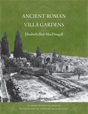 Cover: Ancient Roman Gardens