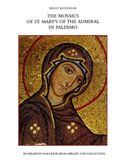 Cover: The Mosaics of St. Mary's of the Admiral in Palermo in HARDCOVER
