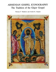 Cover: Armenian Gospel Iconography in HARDCOVER