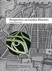 Cover: Perspectives on Garden Histories in HARDCOVER