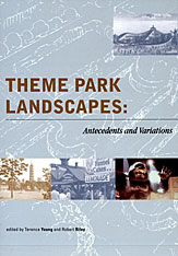 Cover: Theme Park Landscapes in HARDCOVER