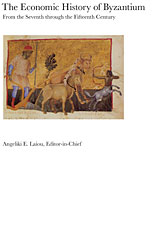 Cover: The Economic History of Byzantium