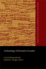 Cover: Archaeology of Formative Ecuador