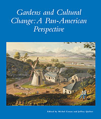 Cover: Gardens and Cultural Change in PAPERBACK