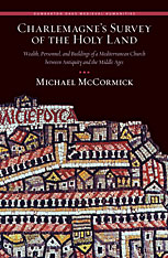 Cover: Charlemagne's Survey of the Holy Land in HARDCOVER