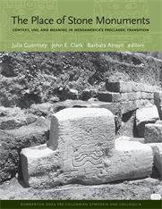 Cover: The Place of Stone Monuments in HARDCOVER