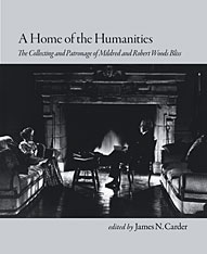 Cover: A Home of the Humanities in HARDCOVER