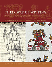 Cover: Their Way of Writing in HARDCOVER