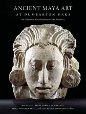Cover: Ancient Maya Art at Dumbarton Oaks in HARDCOVER