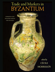 Cover: Trade and Markets in Byzantium in HARDCOVER