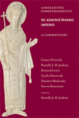 Cover: Commentary on the <i>De Administrando Imperio</i>