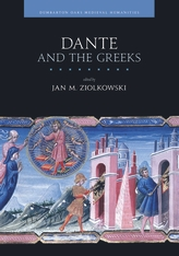Cover: Dante and the Greeks in HARDCOVER