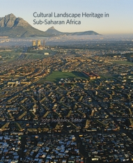 Cover: Cultural Landscape Heritage in Sub-Saharan Africa in HARDCOVER