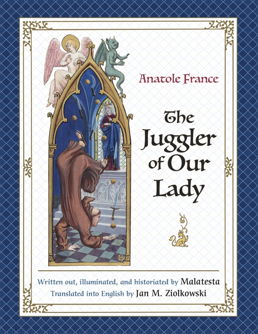 Cover: The Juggler of Our Lady, from Harvard University Press