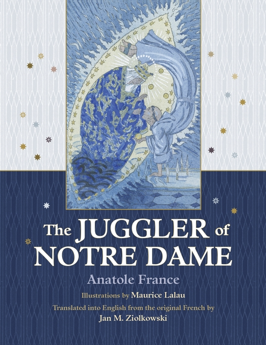 Cover: The Juggler of Notre Dame, from Harvard University Press