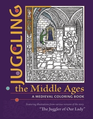 Cover: Juggling the Middle Ages in PAPERBACK