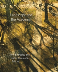 Cover: Landscape and the Academy